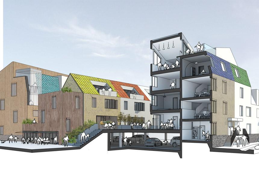 Bergen-Housing-section