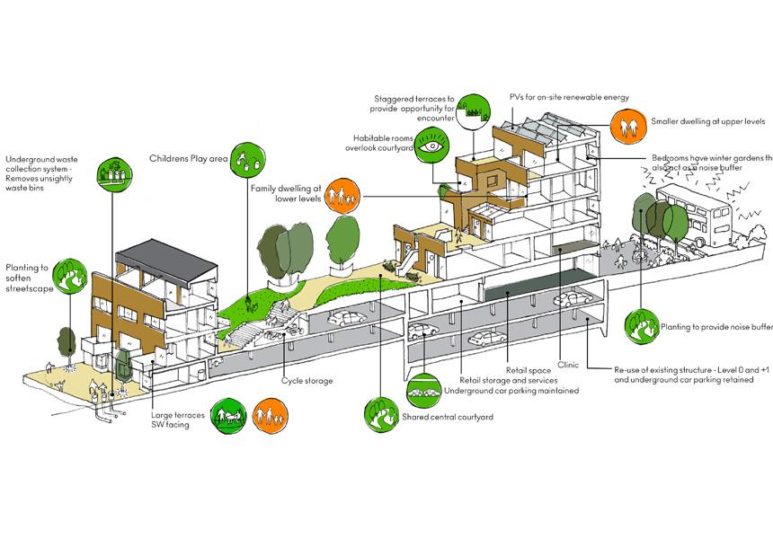 kilburn-housing-townhouse-staggered-flats