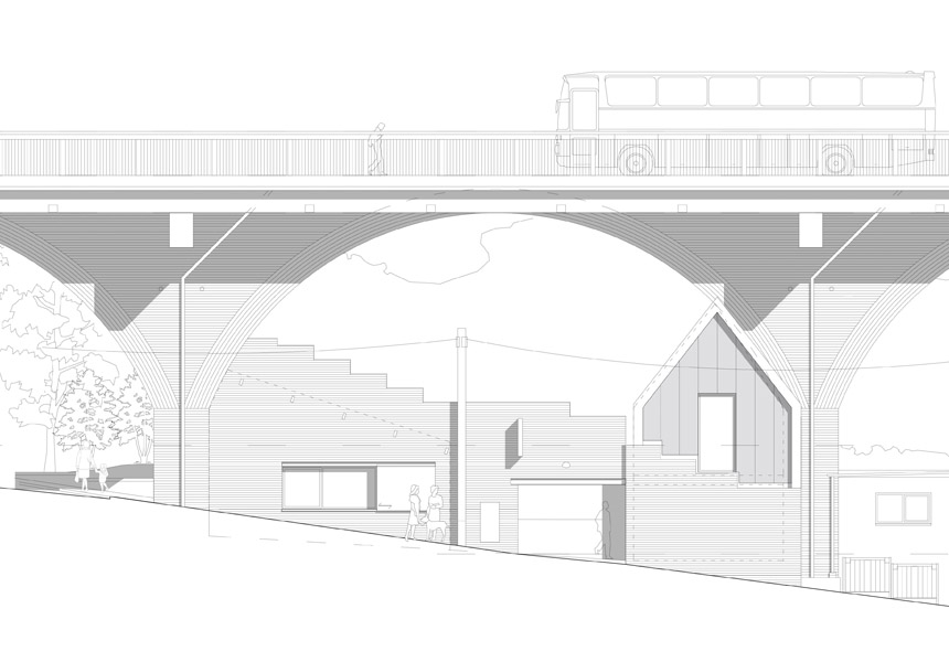 Arch2_StepneyBank_Ouseburn_Front_Elevation