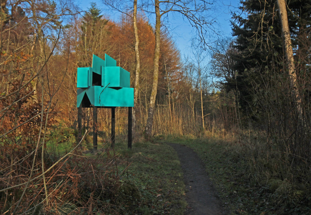 observatory kielder public art installation collaboration with artist heritage history northumberland