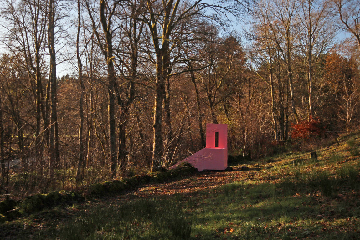 peel tower kielder public art installation collaboration with artist heritage history northumberland
