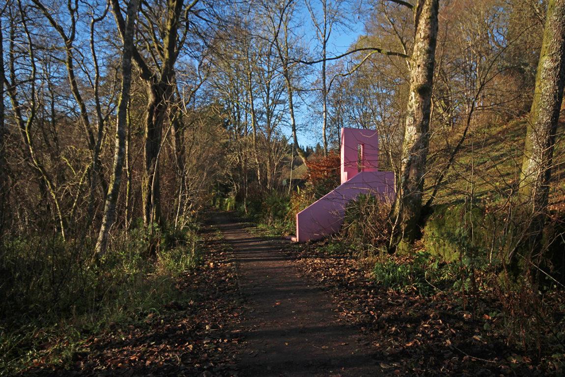 peel tower kielder public art installation collaboration with artist heritage history northumberland